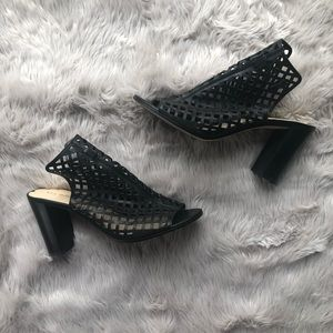 Via Spiga Caged Heels